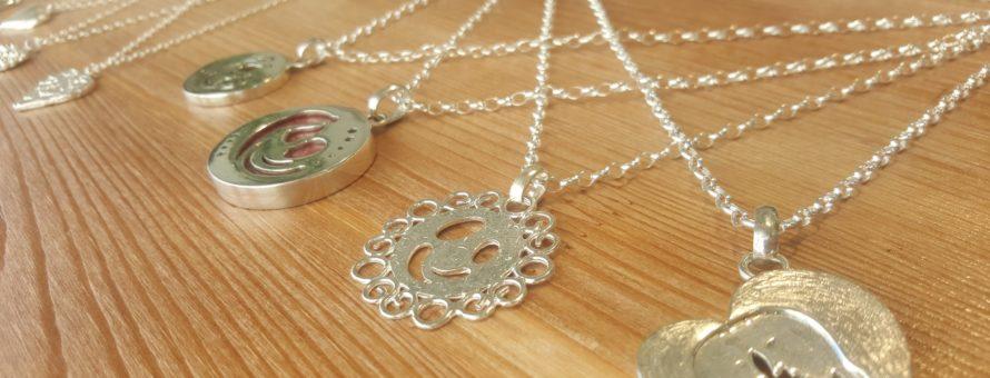 artesanía única en plata