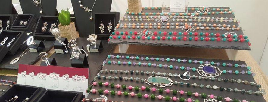 joyas hechas a mano. Artesanía. Plata de primera ley. Quela joyas